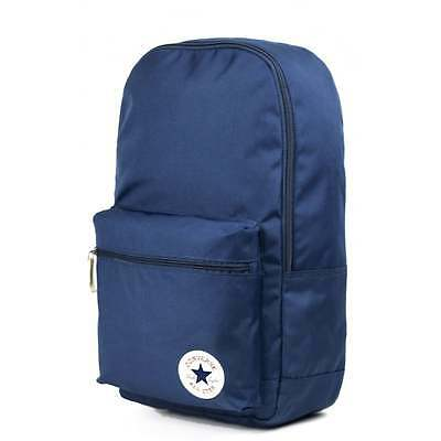 CONVERSE CORE POLY Backpack Sports Navy School Gym Rucksack -  38.59 ... 420514e913bcd