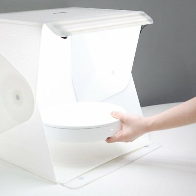 Foldio 2 STUDIO SET: Folding Lightbox Studio AND Foldio360 Smart Turntable