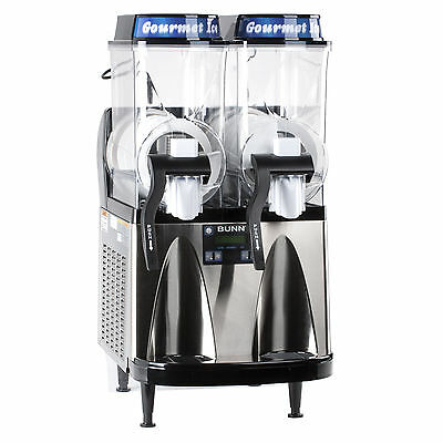 Bunn Ultra 2 SS REFURB Frozen Drink Slush Margarita Machine CALL 4 SHIPPING