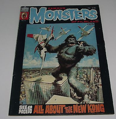 Famous Monsters Of Filmland #125 Magazine