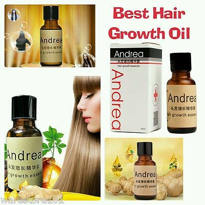 ANDREA - Most Effective Asia's No.1 Hair Growth Serum Oil 100% Natural Extract
