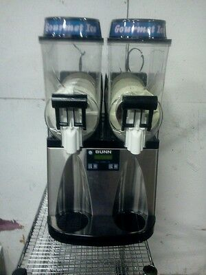 Bunn Ultra 2 SS&BLK Frozen Drink Machine REFURB  CALL 4 SHIPPING