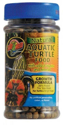 Zoo Med Laboratories - Aquatic Turtle Food Growth Formula - 30 oz.