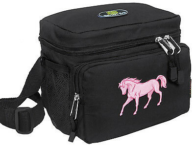 Cute HORSE Lunch Bag Cooler BEST HORSE DESIGN Lunchboxes & Totes WELL MADE!