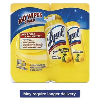 Lysol Disinfecting Wipes - 80296PK