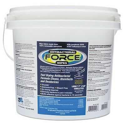 2XL Corp Antibacterial Force Wipes - L400
