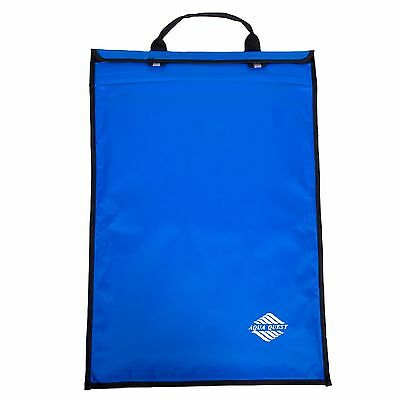 "Aqua Quest Monsoon Laptop Case - 100% Waterproof - 13"" Blue"