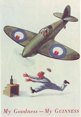 Vintage World War 2 Frys Cocoa Advertisement Poster A3//A2//A1 Print