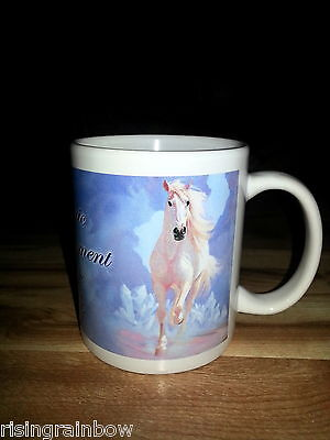 Leanin' Tree Magic Everywhere Horse by Carolyn Hawley HTF