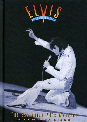 Elvis Presley - Walk A Mile In My Shoes: The Essential 70s Masters [CD]