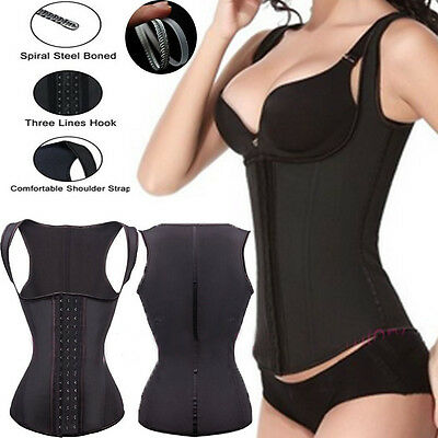 Fajas Reductoras Colombianas LATEX Body Shaper Shapewear Waist Cincher Corset MH