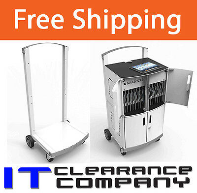 Maclocks Compulocks Cartipad - iPad Cart Trolley Only (see Cabinet in our store)