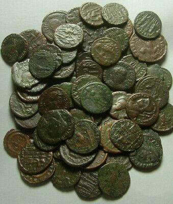 Lot of 5, original Islamic para coins/Ottoman Empire/Cairo Egypt/Turkey Islambul
