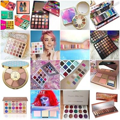 30 Color Brand New Natural Love Eyeshadow Ultimate Palette Collection Eye Shadow