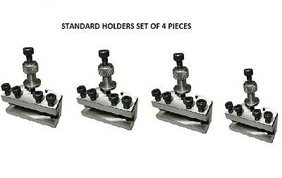 Spare Holders for Quick Change Toolpost Suitable for Myford - 4Pcs Set