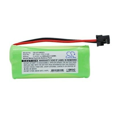 Replacement Battery For UNIDEN BBTG0609001