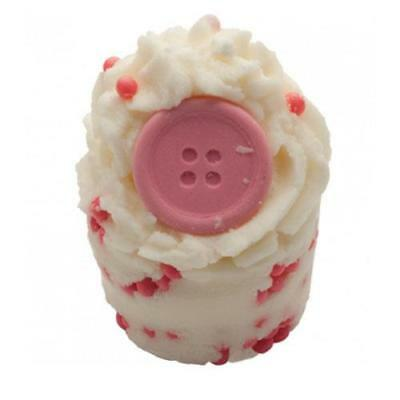 Bomb Cosmetics Button Moon Bath Mallow