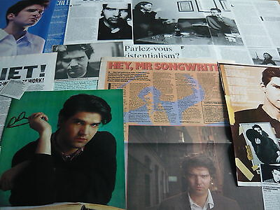 Lloyd Cole & The Commotions - Magazine Cuttings Collection (Ref Z13)