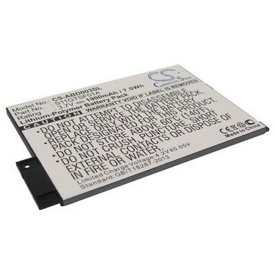 Replacement Battery For AMAZON 170-1032-00