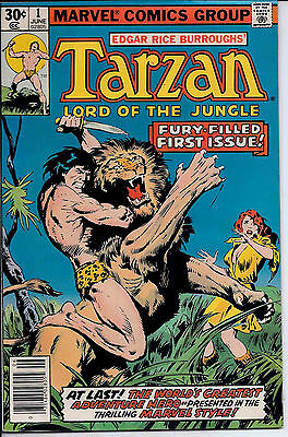 Marvel! Tarzan! Issue 1!