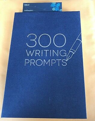 300 WRITING PROMPTS  BRAND NEW! - The Real Thing!! MINTY FRESH! Over 131 Sold :)
