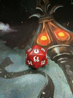 Born of the Gods Red Spindown Lifecounter Die d20 MAGIC MTG