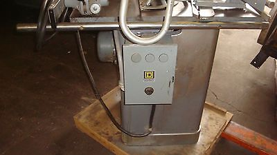"""DELTA ROCKWELL 10"""" UNISAW # 34-466 - 3 HP 1 phase motor table saw"""
