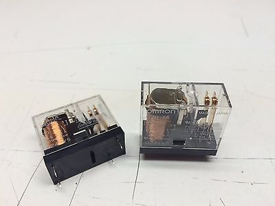 1 pc of OMRON G2R-1A-24VAC POWER RELAY 24VAC