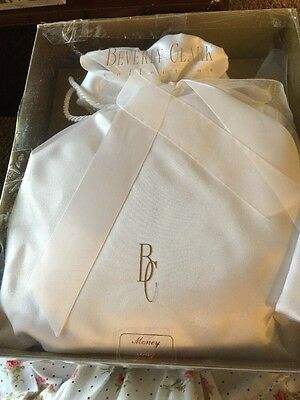 Wedding Money Bag White Satin Money Bag Beverly Clark Collection Accessories