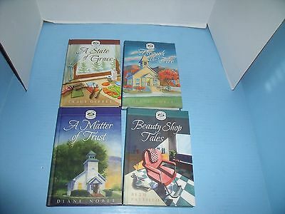 Lot Of 4 Guideposts Mystery Of The Minister's Wife*beauty Shop Tales