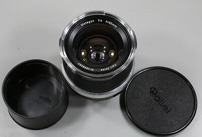CARL ZEISS Distagon 50mm f4.0 Wide Angle for ROLLEI SL66/SL66SE