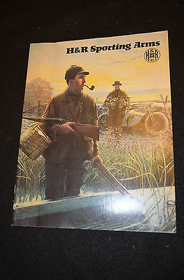 Vintage Harrington & Richardson Sporting Arms Catalog
