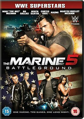 The Marine 5 - Battleground [DVD]