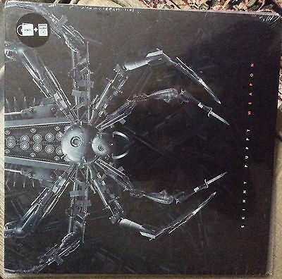 Skinny Puppy Weapon LP sealed mint 2013 scarce