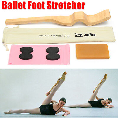 Original Wooden Ballet Foot Stretch, Stretcher, Arch Enhancer, Dance, Gymnastics