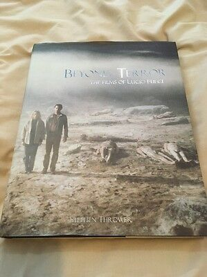 Beyond Terror The Films Of Lucio Fulci By Stephen Thrower Signed First Edition
