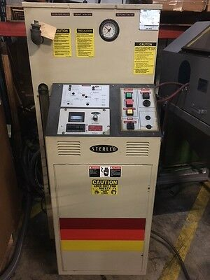 Sterlco Hot Oil Unit Heater for Process and Die Temperature Control Unit