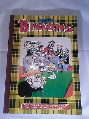 Vintage The Broons Annual 1979