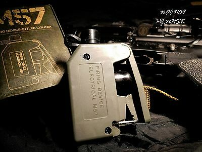 ANLI Dummy M57 FIRING DEVICE Model Windproof Lighter