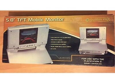 "Playstation 2 Ps2 Original Mobile 5.8"" Tft Screen Mains New"