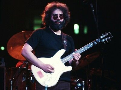 Grateful Dead Jerry Garcia In Concert Rock Band 8X10 Photo Picture Photograph #4