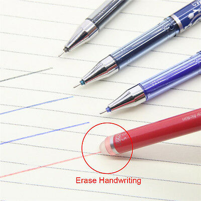 New Novelty Office Stationery Magic Erasable Pen 47200 0.5mm Ink Gel Pen Student
