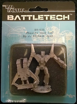 Ral Partha Battletech 20-626 Phoenix Hawk IIC (Mint, Sealed)