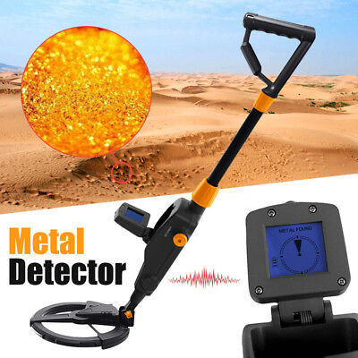 MD-1008A Metal Detector Beach Search Machine Underground Gold Digger LCD Diaplay