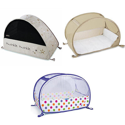 Koodi Baby Bubble Cot Travel Pop Up Child Sleep Foldable Portable Lightweight