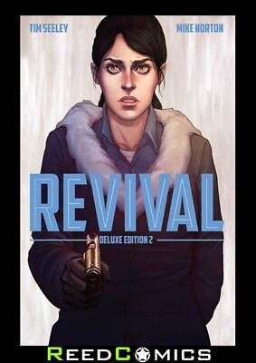 REVIVAL VOLUME 2 DELUXE COLLECTION HARDCOVER (300 Pages) Hardback Collect #12-23