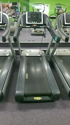 Technogym Excite + Run Now Visio 700 Treadmill Commercial Gym Equipment