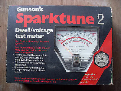 Vintage Gunson'S Sparktune 2 - Very Good Condition