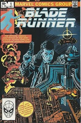 Blade Runner # 1 VF/NM 1982 JC