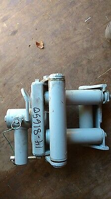 Telsta, Altec, Lineman fairlead